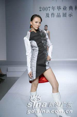 匡威运动品牌发布会 十大化妆师成都作品演出模特 标榜形象设计学院