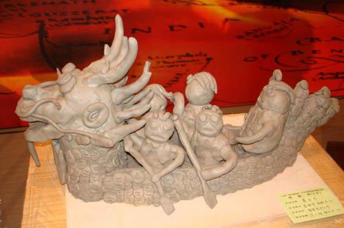传统陶艺制作步骤